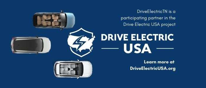 DRIVE Electric USA Logo, link