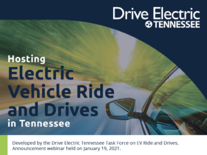 EV Ride and Drive Guide Front Page
